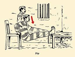 ilration dip prisoner workout convict conditioning bodyweight exercises