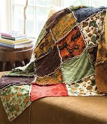 95 best Rag quits,how to's images on Pinterest | Flannel rag ... & Plush Rag Quilts - easy plush quilt - as seen in Quilting Quickly - Winter  2013 by Melani Fonti & Porter's Love of Quilting - Features 10 inch square  ... Adamdwight.com