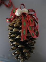 Tannenzapfen Groß Zapfen H18 Cm Weihnachten Fensterdeko