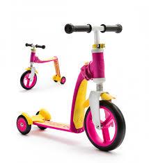 Купить Трехколесный <b>самокат</b>-беговел <b>Scoot&Ride Highway Baby</b> ...