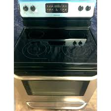 frigidaire glass top stove replacement glass top stove protective cover enchanting flat and oven electric co