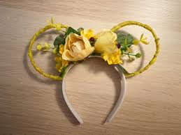 princess belle mickey mouse ears