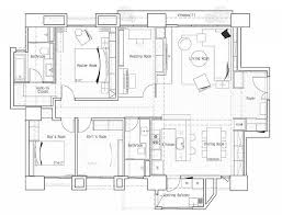 2 Bedroom ApartmentHouse PlansModern Apartment Floor Plans