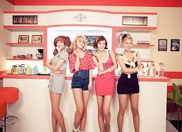 Weekly K Pop Music Chart 2011 January Week 5 Soompi