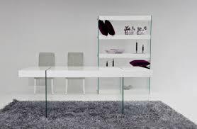 modern white dining table. modern white dining table