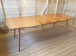 vintage ercol windsor extending plank grand dining table