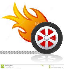 car with flames clipart. Unique Flames Car Wheel With Flames Logo Intended With Clipart L