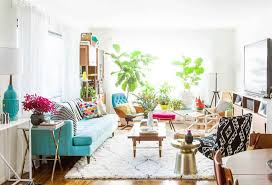 A Rustic Mid Century Family Room Emily Henderson