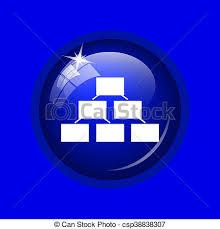 Background For Organizational Chart Organizational Chart Icon