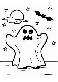 Gratis Kleurplaat Vleermuis Halloween Malvorlage Mit Fledermaus