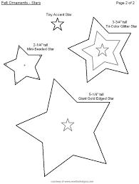 Free Printable Christmas Ornament Patterns