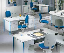 blue office paint colors. 16 Incredible Office Interior Design Ideas For Your Inspirations : Captivate Striking With Blue And Paint Colors