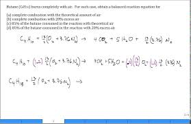 ne oxygen chemical equation tessshlo write the 3 diffe balanced equations for complete and incomplete
