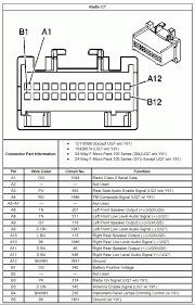 chevy radio wiring harness inside 2001 chevy impala radio wiring diagram chevy stereo wiring diagram 2007
