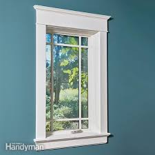 low cost low stress high style assemble the parts then just nail them up is this the world s easiest trim