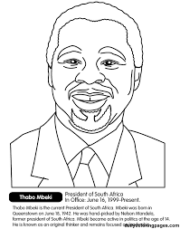 Small Picture Booker T Washington American History Coloring Page For Kid 086