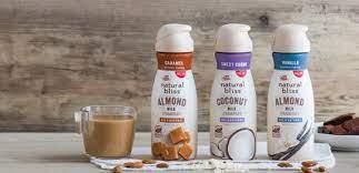 Coffee mate natural bliss ® almond milk coffee creamer vanilla flavor brings a rich, delicious vanilla flavor to your morning cup. Coffee Mate Natural Bliss Announces All New Almond Milk And Coconut Milk Creamers Nestle Usa