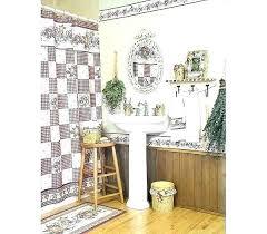 primitive bathroom outhouse decor plush designs small star rugs