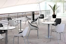 Viva Design Furniture Viva Actiu Monoblock Chair With Avant Garde Design