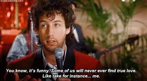 Wedding Singer Quotes Adorable Wedding Singer Hilarious Love Stinks Scene At The Movies