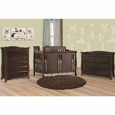 espresso 6 drawer dresser. Storkcraft 3 Piece Nursery Set - Verona Convertible Crib, Avalon 5 Drawer Dresser And 6 Espresso