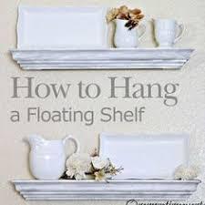 Easy To Install Floating Shelves StepbyStep Guide to Hang Floating Shelves Shelves Easy and House 64
