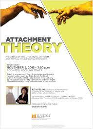 professor rita felski to give talk on attachment theory ut english felski lecture