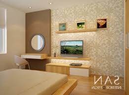 bedroom tv wall unit designs with ownself