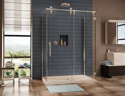 sliding glass shower door installation repair in how to install frameless sliding shower door top 10