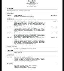 Resume For Interview Format Nmdnconference Com Example Resume