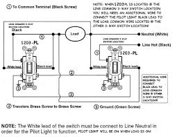 leviton three way switch wiring diagram wirdig wiring diagram three way switches pilot light leviton