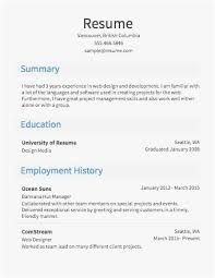 Resume Builders For Mac 19 Elegant Best Resume Builder App