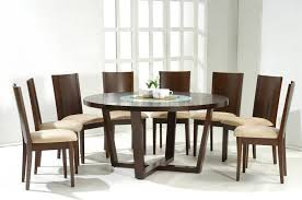 modern dining room sets modern round kitchen table and chairs contemporary dinner table