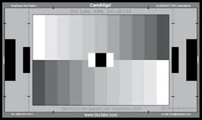 Grayscale Test Chart Dsc Labs Srw1 Gs 11 Step Grayscale Test Chart Senior 24 X 14 7 Ebay