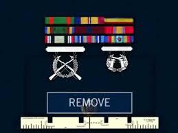 Usmc Ribbon Order Chart Usmc Rifle And Pistol Badge Ribbon Spacer Wmv
