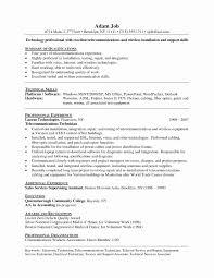 Service Tech Resume Sample Resume Automotive Service Technician Valid Auto Service