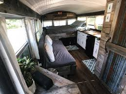 """Tyler Summers on Instagram: """"I love the vibes of the bus! 🚌 🏝""""   Tiny  house design, Tiny living, House design"""