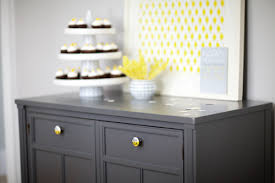 gray furniture paintThe Pink Chalkboard Chalkboard Project How to Paint Furniture