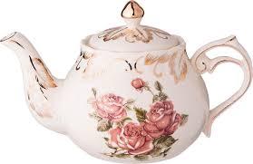 """<b>Чайник</b> заварочный <b>Lefard</b> """"<b>Корейская роза</b>"""", 1 л"""
