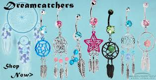 Significance Of Dream Catcher Extraordinary Body Jewelry History Dreamcatcher Meanings And Symbolism BodyCandy