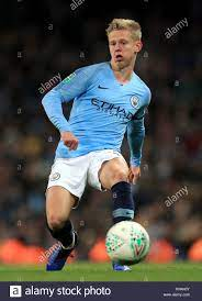 Manchester City's Alexander Zinchenko Stock Photo - Alamy
