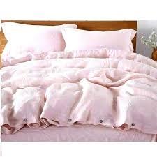 rose duvet cover dusty rose duvet cover 3 piece simple organic linen set in colors quilt rose duvet cover