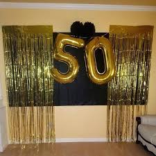 gold shimmer curtains metallic gold silver foil fringe curtain tinsel string shiny shimmer party wedding birthday