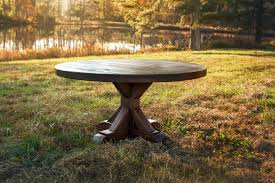 kitchen glamorous custom round dining tables 35 rustic table kitchen with atlanta beautiful made dark kitchen glamorous custom round dining tables