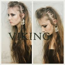 Viking Hairstyle Female viking inspired hair & makeup youtube 7991 by wearticles.com