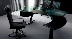 executive glass office desk. executive desk glass contemporary commercial dolmen by guido faleschini office u