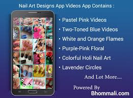 Nail Art Designs Step By Step Free Videos App - Android Apps on ...