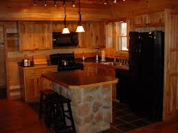 Hickory Kitchen Cabinets Hickory Kitchen Cabinets A Modern Residential Kitchen With