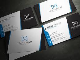 business card psd template business card template psd free business template