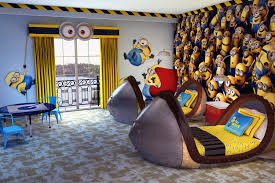 Minion Bedroom Wallpaper Kids Room Ideas Sghomemaker